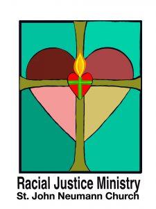 St. John Neumann Racial Justice Ministry logo